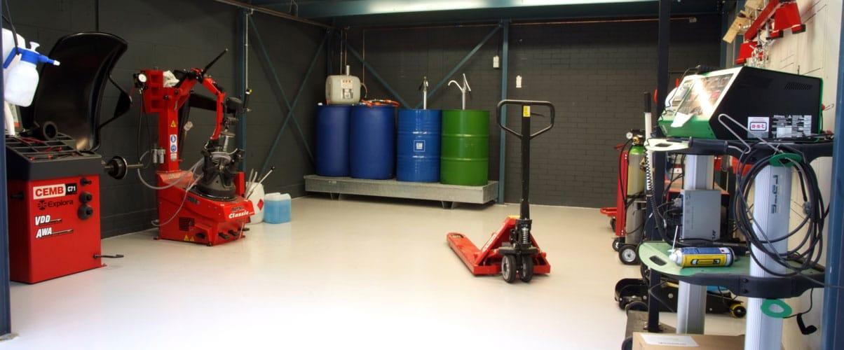 Vloercoating Alkmaar