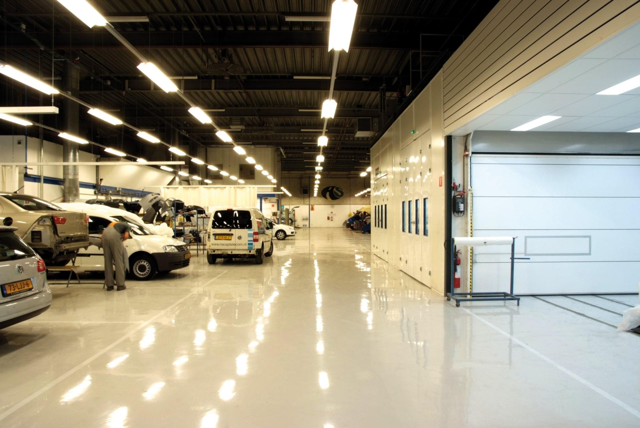 Waarom heeft uw betonnen vloer een vloercoating nodig?